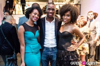 gabrielle nutter in Celebrity Hairstylist Dusan Grante and Eve Monica's Birthday Soirée