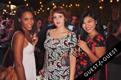 parissa koo in Thrillist & FX Present Party Against Humanity
