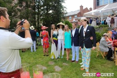 jack eshelman in Woodrow Wilson House 25th Perennial Garden Party