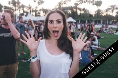 brittany sherman in Coachella 2015 Weekend 1