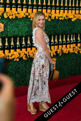 brittany snow in The Sixth Annual Veuve Clicquot Polo Classic Red Carpet