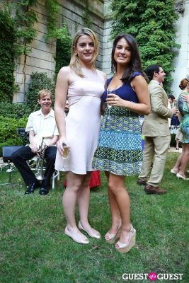 jessica stallone in The Frick Collection's Summer Soiree
