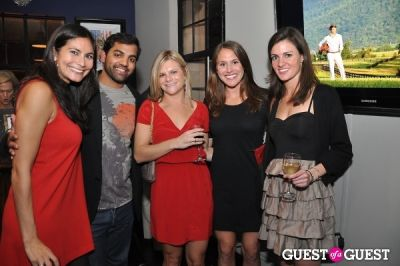 ravi pilay in Alton Lane DC Launch Party