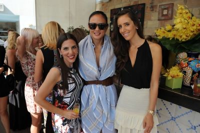 leeat benharrouch in ShopBAZAAR VIP Brunch at Soho Beach House