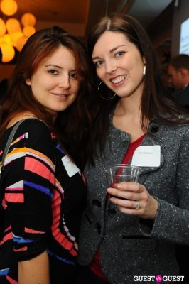 anne baldinucci in FoundersCard Making the Rounds: New York City Member Event