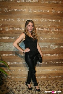 brooke nevin in Alternative Apparel presents Season of Change
