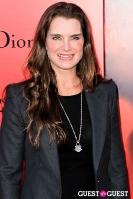 brooke shields in The Hunger Games: Catching Fire