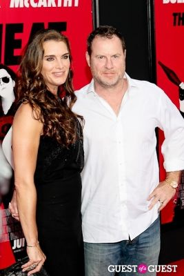chris henchy in The Heat Premiere
