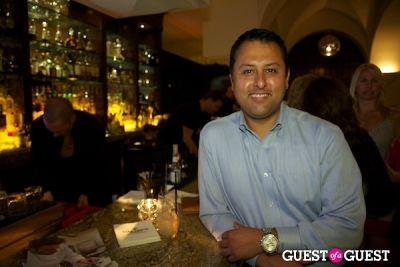 bruce frausto in Tallarico Vodka hosts Scarpetta Happy Hour at The Montage Beverly Hills