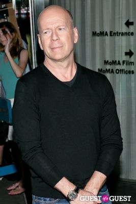 bruce willis in Reds 2 Movie Premiere
