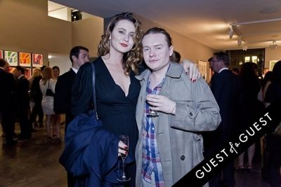 brunson stafford in Hadrian Gala After-Party 2014