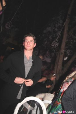 bryan greenberg in Baoli-Vita Presents Gareth Pugh Dinner at Art Basel Miami
