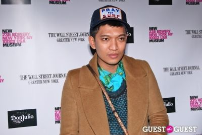 bryanboy in New York Next Generation Party
