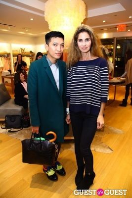 bryanboy in Launch of Calypso St. Barth's Partnership with Susan and Chrissie Miller