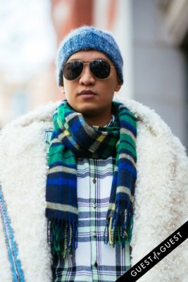 bryanboy in NYFW Street Style Day 5