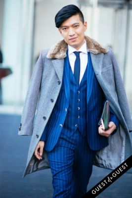 bryanboy in NYFW Street Style Day 7