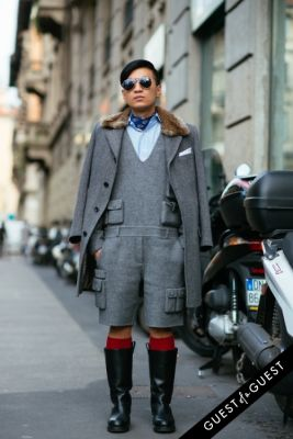 bryanboy in Milan Fashion Week Pt 1