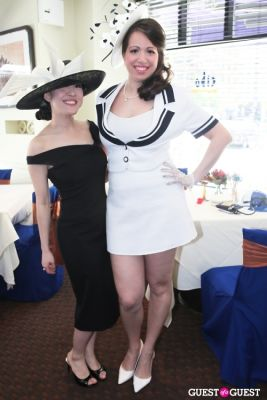 bunny gioro in The 4th Annual Kentucky Derby Charity Brunch
