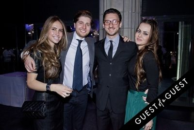 eric moed in Young Friends of Bezalel After Party