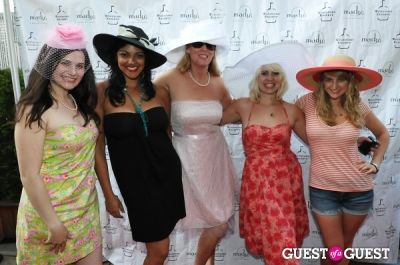 cait sullivan in MAD46 Kentucky Derby Party