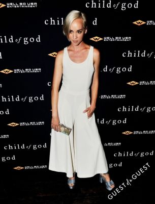 caitlin moe in Child of God Premiere