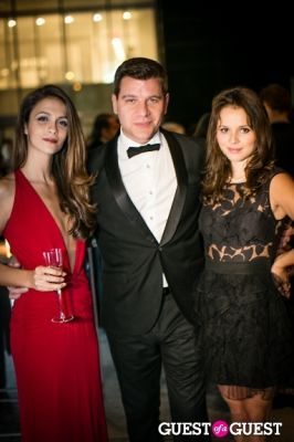 sasha cohen in Brazil Foundation Gala at MoMa