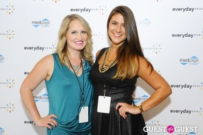 renee picciolo in The 2013 Everyday Health Annual Party