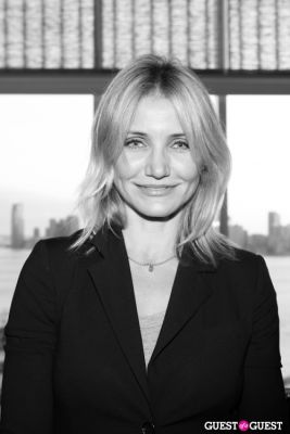 cameron diaz in 5th Annual Greenhouse Project Benefit