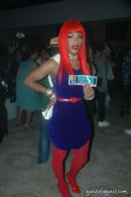 cameron nico in Patricia Fields  at Absolut and Paper Mag Party