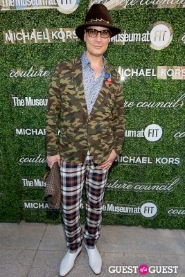 cameron silver in Michael Kors 2013 Couture Council Awards