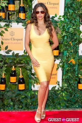 camila alves in Veuve Clicquot Polo Classic 2013