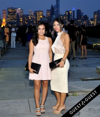 amanda merlo in Metropolitan Museum of Art Young Members Party 2015 event