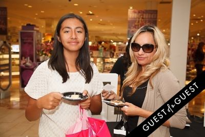 camilla guzman in Indulge: A Stylish Treat for Moms at The Shops at Montebello