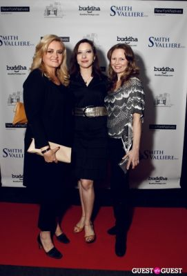 laura hill in Smith Valliere Toasts the Humane Society of New York