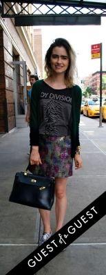 camille davis in Summer 2014 NYC Street Style