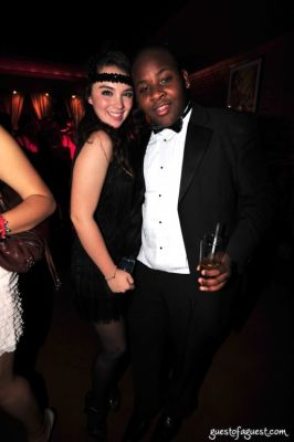 calvin swint in NYC Prep's Camille Hughes 18th Birthday Party