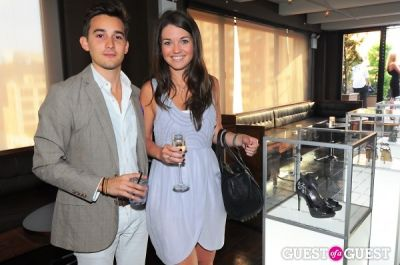 camilo velez in VIA SPIGA 25TH ANNIVERSARY EVENT/PARTY