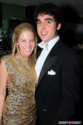 brady williams in New York Junior League Debutante Ball Afterparty