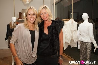 candace kelley in Calypso St. Barth's October Malibu Boutique Celebration