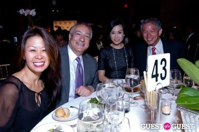 candi dalipe in 2012 Outstanding 50 Asian Americans in Business Award Dinner