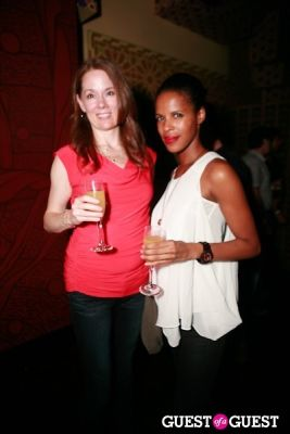 candice fortin in Leila Shams After Party and Grand Opening of Hanky Panky