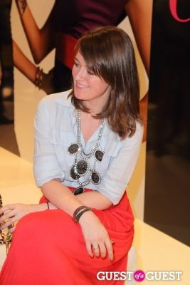 candice gallagher in I.N.C Fall 2011 Launch Party
