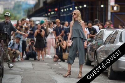 candice lake in Fashion Week Street Style: Day 3