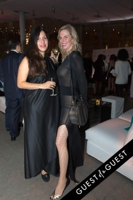 cara bloch in Art Party 2015 Whitney Museum of American Art