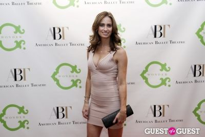 cara moccia in The 4th Annual American Ballet Theatre Junior Turnout Fundraiser