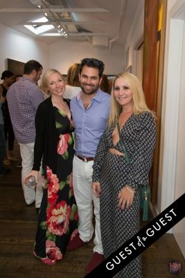 cara zelas in Gallery Valentine, Mas Creative And Beach Magazine Present The Art Southampton Preview