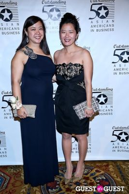 caren khoo in 2012 Outstanding 50 Asian Americans in Business Award Dinner