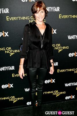carey lowell in EPIX & Vanity Fair Present: Documentary, 50 Years of James Bond