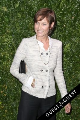 carey lowell in Chanel's Tribeca Film Festival Artists Dinner