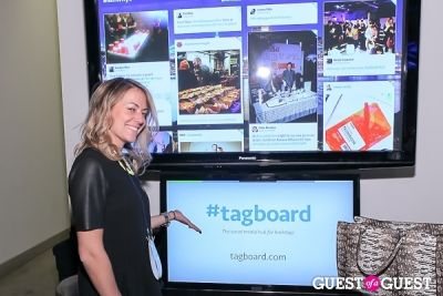 carina holtby in Social Media Week Official VIP Opening Celebration